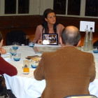Nina Farrimond South African Tourism UK with agents