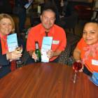Gaynor Bates, Gary Manners, Arniecia Freeman - all Co Op Heywood